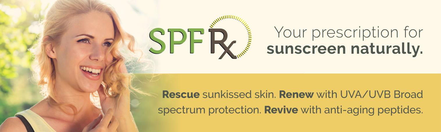 SPF Rx Sunscreens