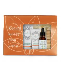 Calpharma Rejuvenating skin care gift set