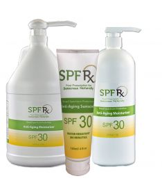 SPF 30 Anti-Aging Broad Spectrum UV Sunscreen