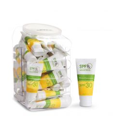 SPF 30 Mineral Sunscreen Counter Display - ( 40 COUNT)