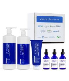 Calpharma Strong Hair Pro, 3-month Supply (6 piece set)